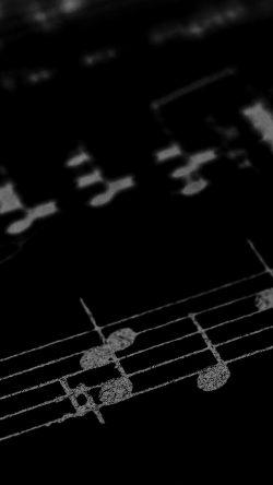 papers.co vo38 music note art pattern dark 33 iphone6 wallpaper 250x444 2 - Tapety pro iPhone ke stažení (9. 8. 2019)
