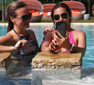 Vodotěsné pouzdro na mobill