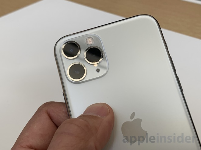 nový iPhone 11 Pro