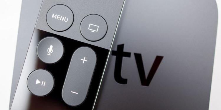 Nová Apple TV