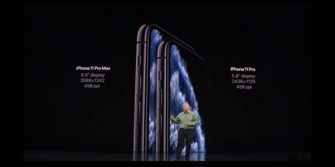 Tapety pro nové iPhony, iPhone 11 Pro