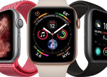 Apple Watch spánek