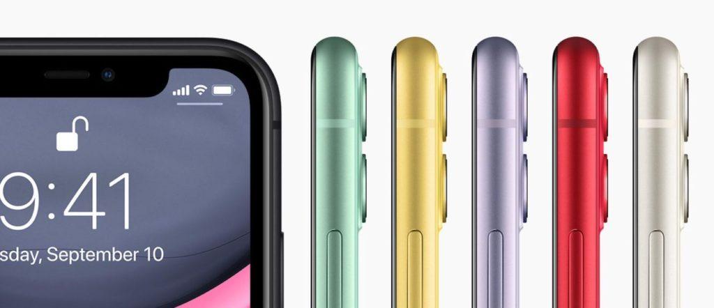 iPhone XR 2019 0 1024x442 - Apple Keynote 2019 – co bylo představeno a na co se nedostalo?