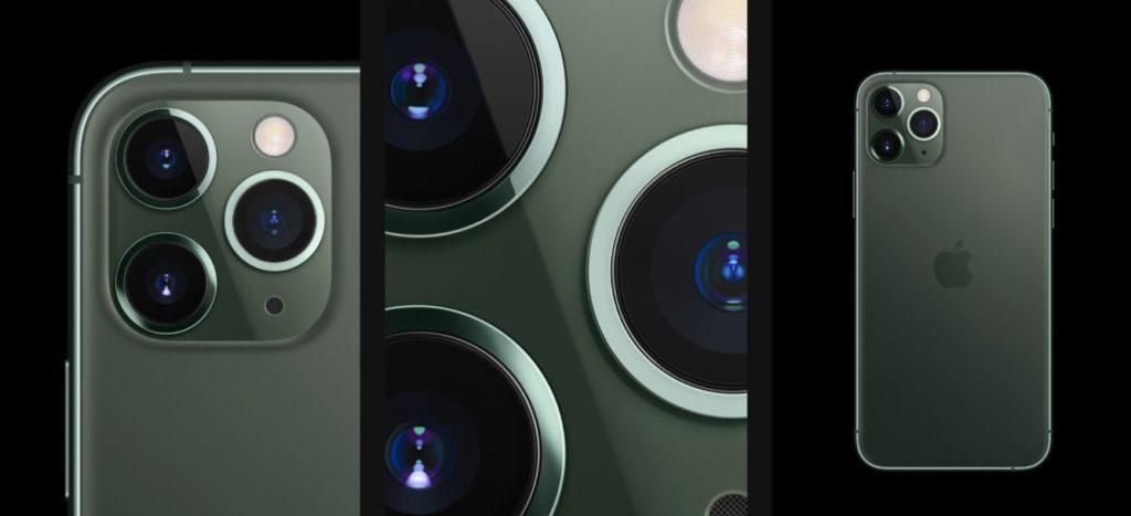 iPhone Xs nástupce 1 1024x467 - iPhone 11 Pro a iPhone 11 Pro Max – trojitý objektiv, Super Retina XDR a zelená barva