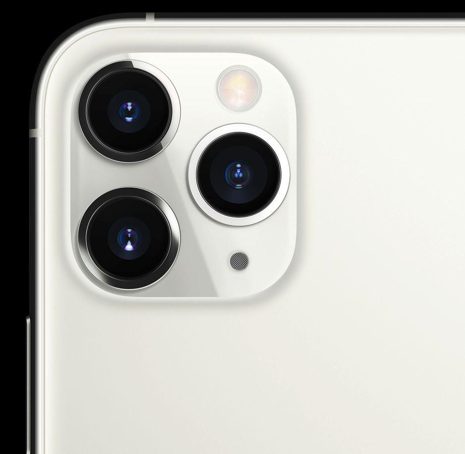 iPhone Xs nástupce 3 - iPhone 11 Pro a iPhone 11 Pro Max – trojitý objektiv, Super Retina XDR a zelená barva