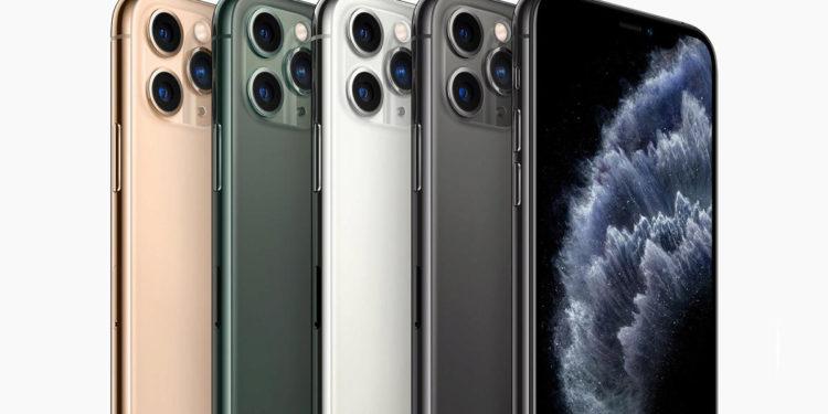 iPhone 11 Pro, NOVÝ APPLE IPHONE 2019
