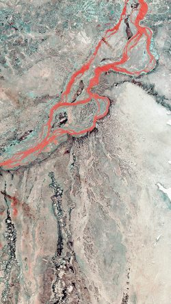 papers.co mz58 earthview sky space nature river red 33 iphone6 wallpaper 250x444 - Tapety pro iPhone ke stažení (25. 11. 2019)
