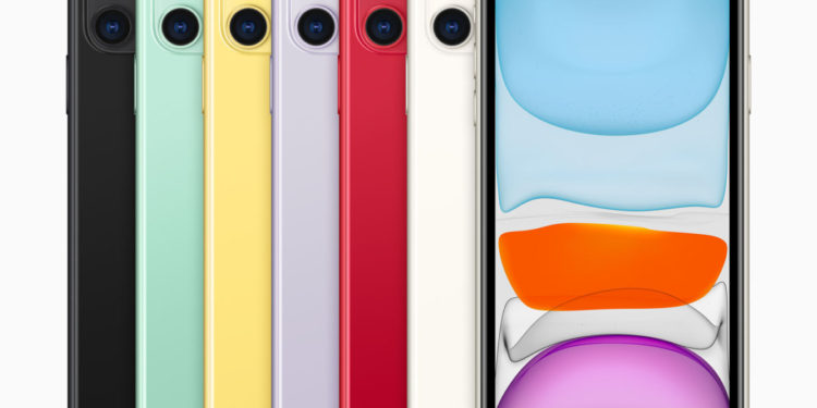 nový iPhone 11 zdarma