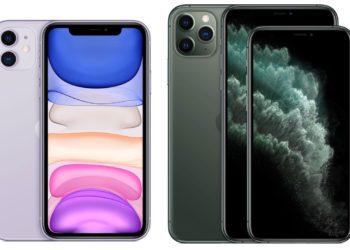 Nejnovější iPhone, iPhone 11 vs iPhone 11 Pro