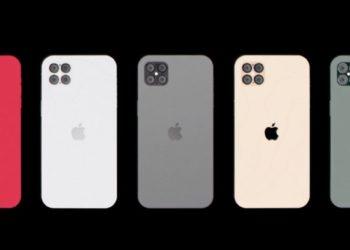 iPhone 12 koncept