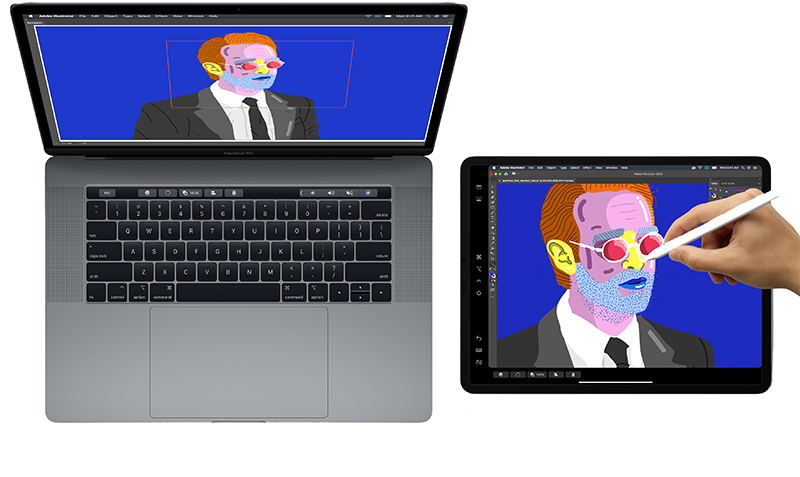 sidecarmacoscatalina - Apple vydal macOS Catalina. Obsahuje nové aplikace a je bez iTunes