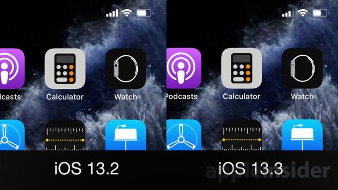 33486 58874 Apple Watch Icon in iOS 133 l - iOS 13.3 přináší pár změn a hlavně lepší výkon multitaskingu