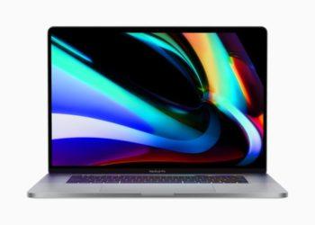 16palcový MacBook Pro, MacBooky
