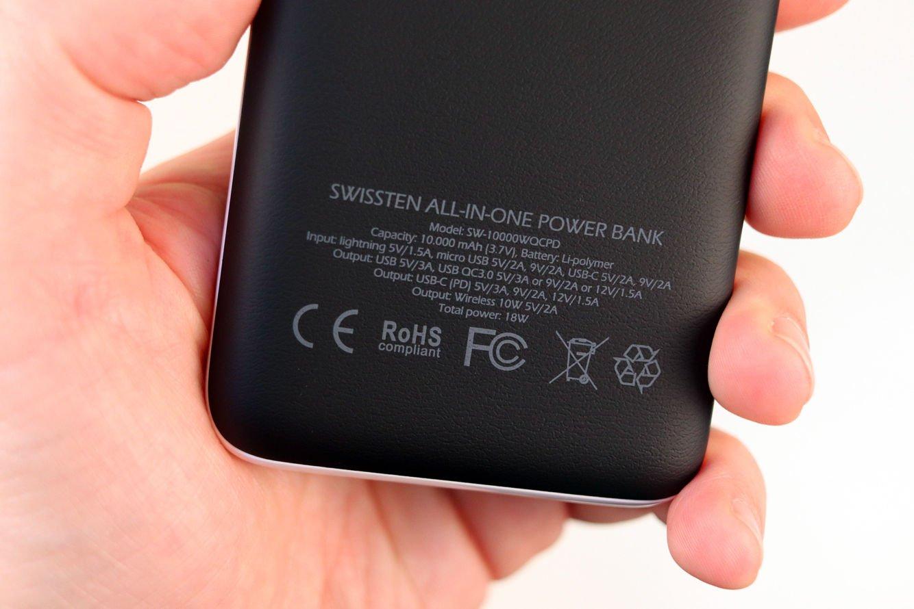 IMG 8810ok - SWISSTEN all in ONE je powerbanka, kterou jste vždy chtěli