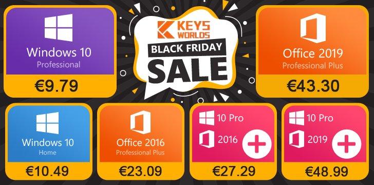 Black Friday Keyworlds
