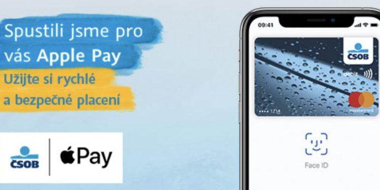 Apple Pay ČSOB