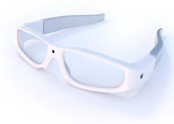 AR senzor Apple brýle