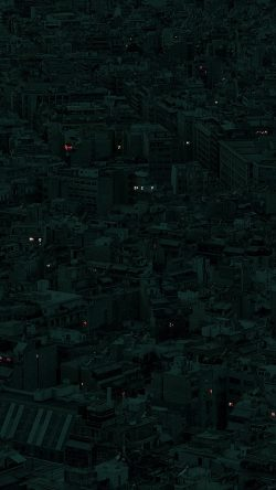 papers.co bd78 night city dark art illustration green 33 iphone6 wallpaper 250x444 2 - Tapety pro iPhone ke stažení (14. 11. 2019)