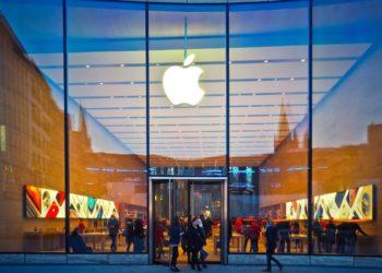 Apple zisky
