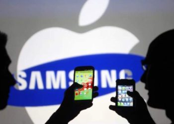 apple v samsung sign 1280x720 1 350x250 - #31 Appliště Podcast: Apple TV+, iOS 13, Blizzcon, indoor navigace