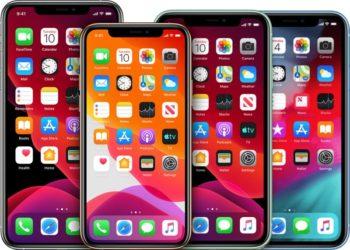 5,4palcový iPhone