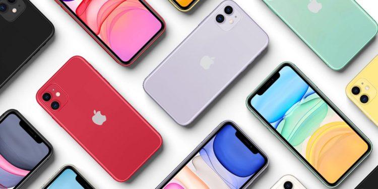 iPhone 11, Určení modelu Apple iPhone