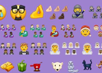 Nové emoji