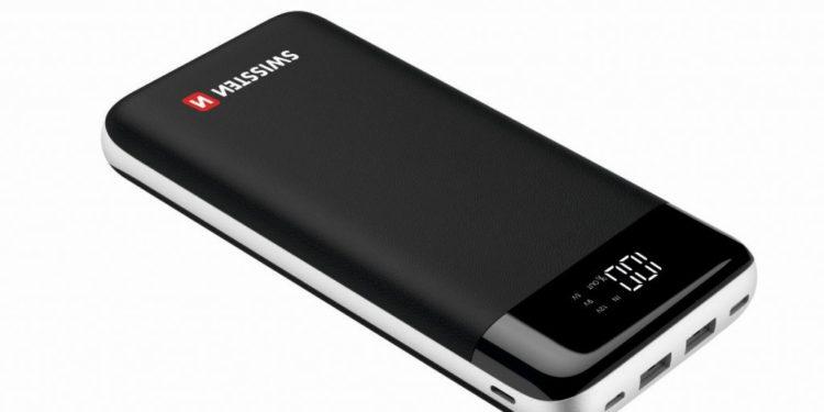 Powerbanka Swissten, Máte MacBook