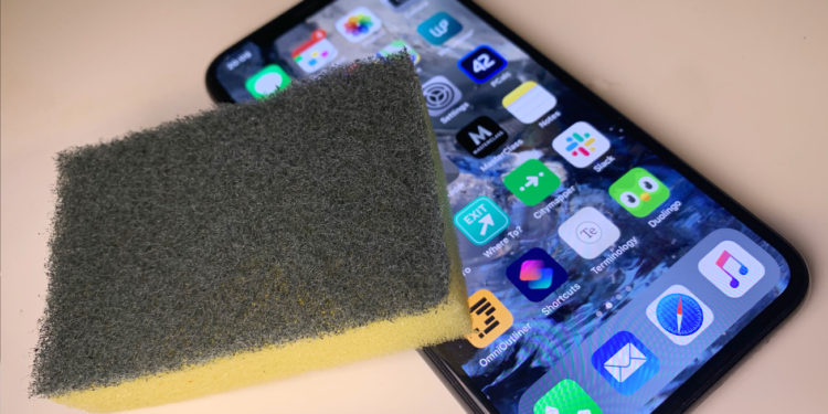 Jak vyčistit iPhone