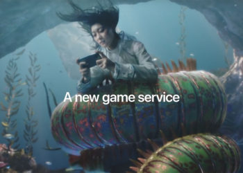 Apple Arcade reklama