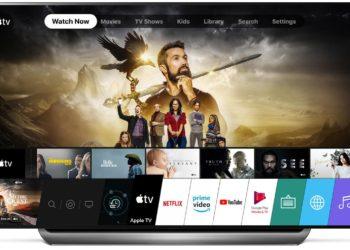 Aplikace Apple TV