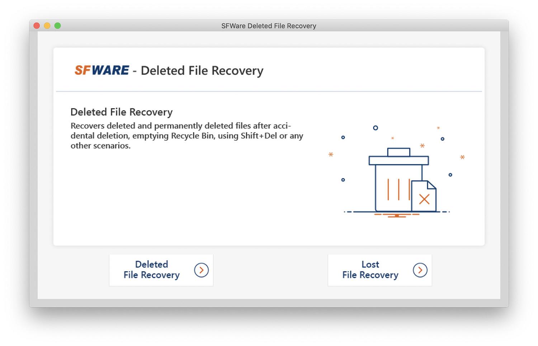 SFWare File Recovery