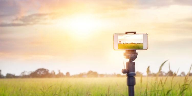 Jak natočit video na iPhone