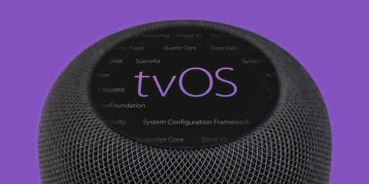 HomePod operační systém