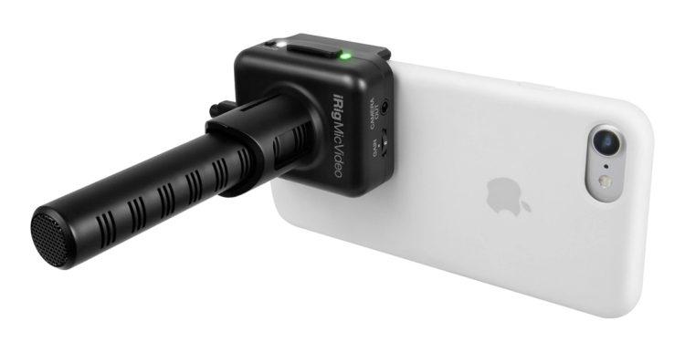 iRig Mic Video recenze 750x375 - iRig Mic Video - nejlepší mikrofon pro iPhone? + SOUTĚŽ