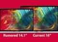 14palcový MacBook Pro