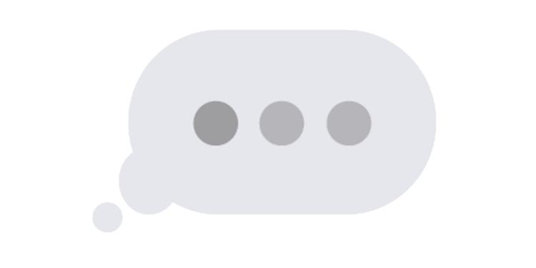 iOS typing indicator iMessage 750x375 - Jak upravit odeslanou zprávu? Patent Applu novou funkci popisuje