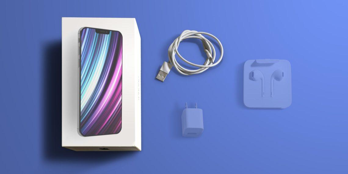 iPhone 12 balení