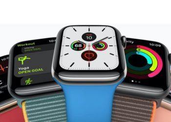 Apple Watch zdraví