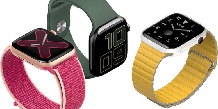 Baterie Apple Watch Series 5