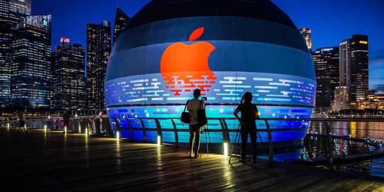 Apple Store Singapur