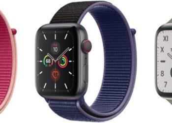 Micro LED Apple Watch