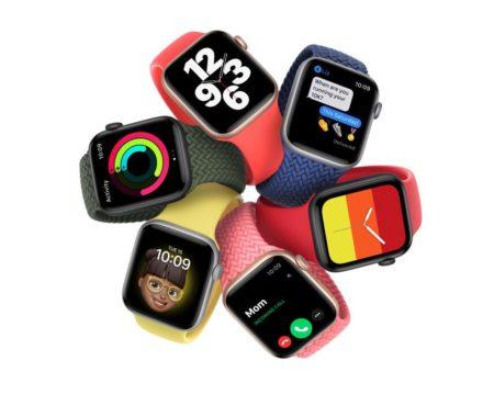 AW SE cover 450x370 - Souhrnný článek z Keynote. Apple představil i Apple One a Fitness+
