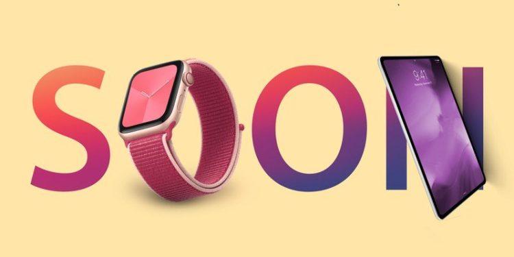 Nové Apple Watch