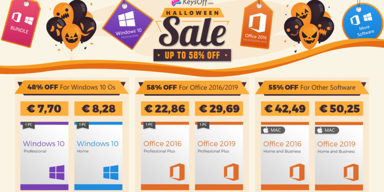 Keysoff.com Windows 10 Pro