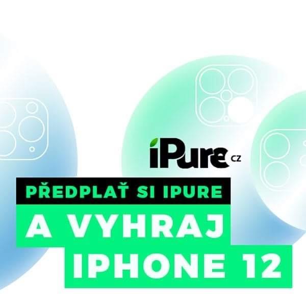 iPhone 12 soutěž