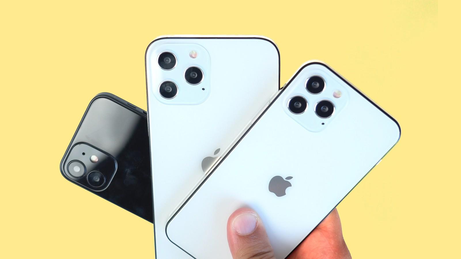 iphone12dummycameras feature - iPhone 12 představení se koná 13. 10. v úterý. Apple datum potvrdil