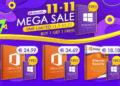 výprodej KeysOff Windows 10 zdarma