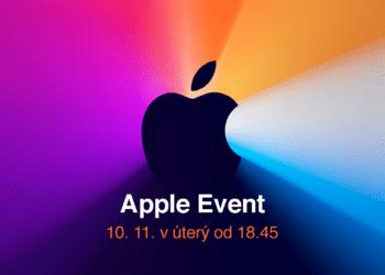 Apple Keynote živě