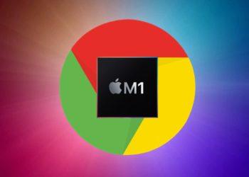 Google Chrome Apple M1